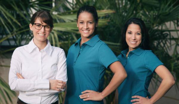 Zahnarztpraxis im Wolfbusch - Judith Hertlein Team